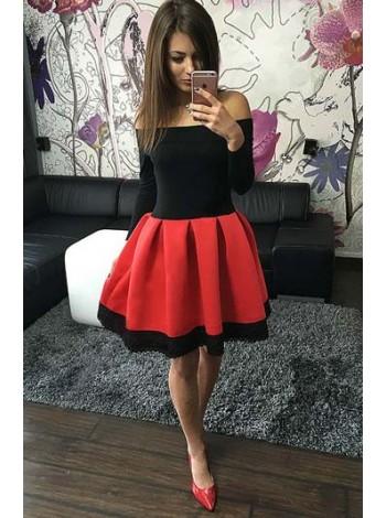 """Молодежное стильное платье """"Ксюша"""""""