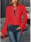 Нарядная женская блузка