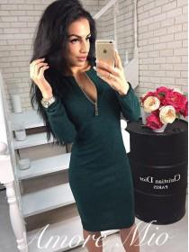 """Платье из ангоры """"Gabriella"""""""