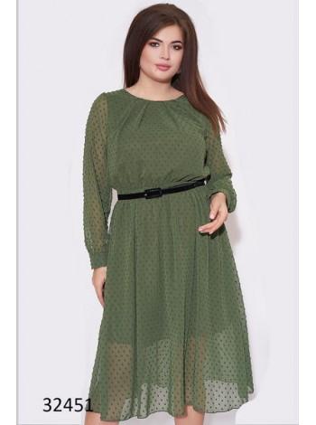 Вечернее платье с рукавом