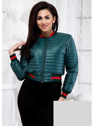 Модна коротка куртка жіноча Модна коротка куртка жіноча 79619b963a163