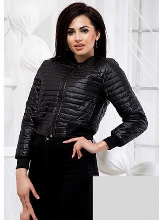 Короткая куртка для девушек