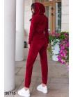 Женский велюровый костюм Классика