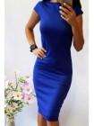 """Платье с коротким рукавом """"Ева"""", 7 цветов"""