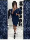 """Женское платье из ангоры """"Rihanna"""""""