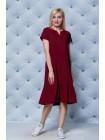 Летнее женское платье миди Катрина