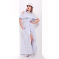 Длинное платье ЛАВАНЬЯ