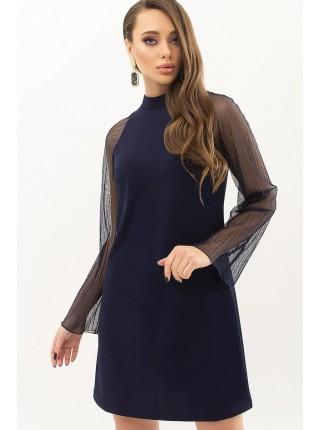 Платье с длинным рукавом Вилма