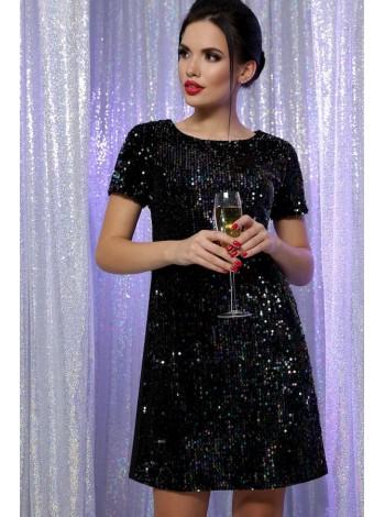 Короткое вечернее платье Ириада