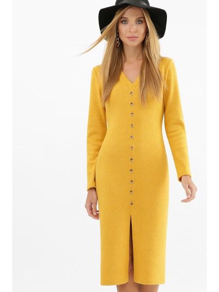 Теплое платье Альвия ангора