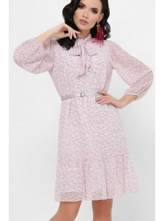 Шифоновое платье Малика