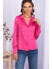 Шелковая блузка с длинным рукавом Бетани