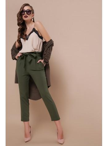 Модные женские брюки Челси