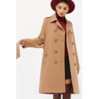 Классическое женское пальто  П-412-1000
