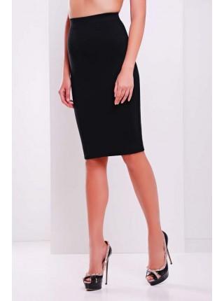 Прямая облегающая юбка модель №20