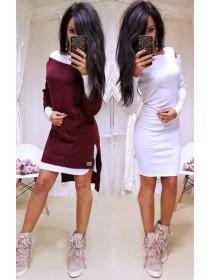 Комплект платье + туника IZ-20-44