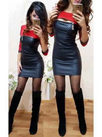 """Женское модное платье """"Верджиния"""""""