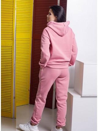 Теплый спортивный костюм на флисе Адель