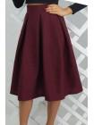 """Женская стильная юбка миди """"Мелани"""""""