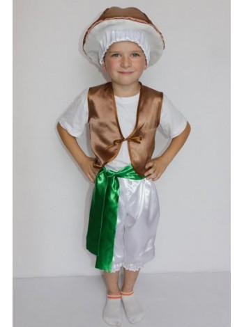Карнавальный костюм гриб Опёнок (мальчик)