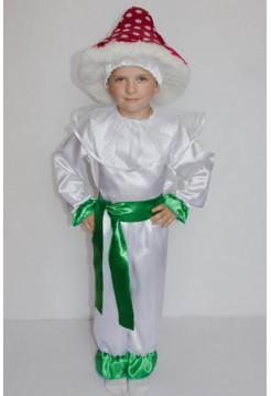 Карнавальний костюм Мухомор №2 хлопчик