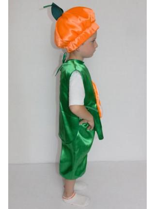 Карнавальный костюм Мандарин №1