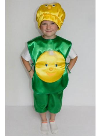 Карнавальный костюм Колобок №1 мальчик