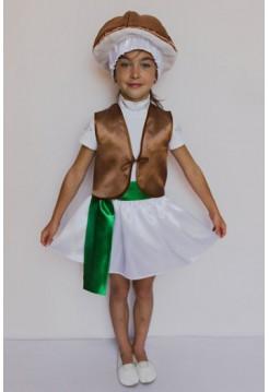 Карнавальный костюм гриб Опёнок (девочка)