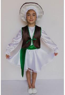 Карнавальный костюм гриб Боровик (девочка)