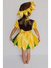 Карнавальный костюм Подсолнух №2 девочка