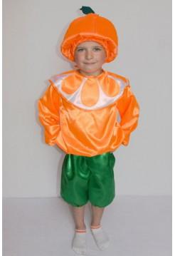 Карнавальный костюм Апельсин №2