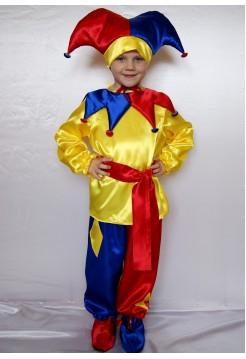 Карнавальний костюм Арлекін хлопчик