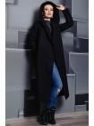 Пальто женское с капюшоном Мариз