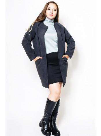 "Короткое пальто ""Маргарита"" БАТАЛ"