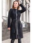 Пальто на молнии Рандеву букле