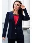 Женский приталенный пиджак Дарси