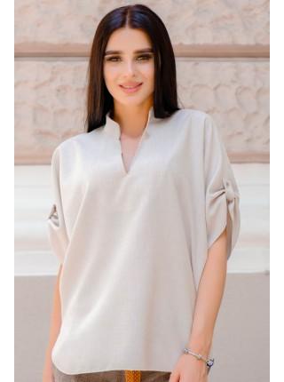 Льняная рубашка Фрейм