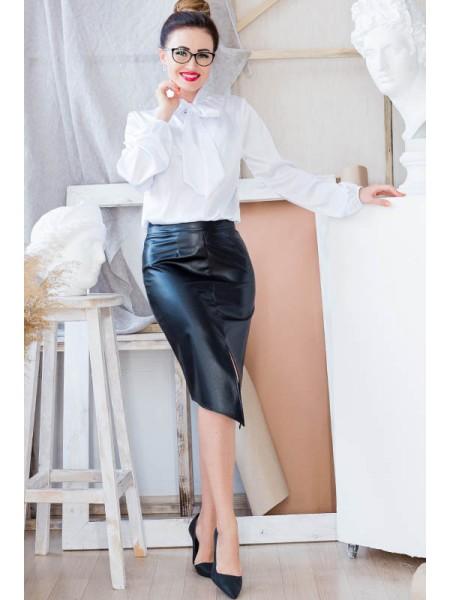 Шелковая женская блузка Эмилия