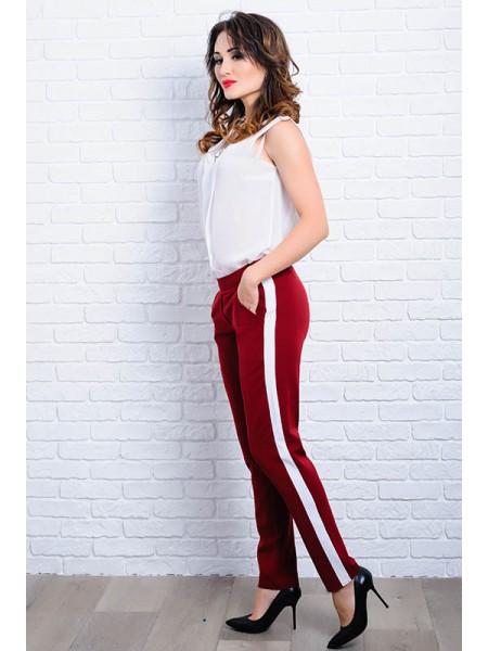 Женские брюки с лампасами Сан-Франциско