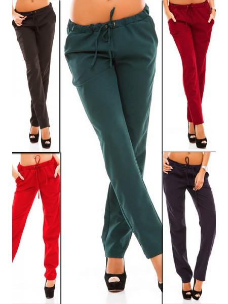 Женские брюки на кулиске Радмила