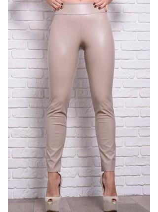 Модные брюки из экокожи Лиора