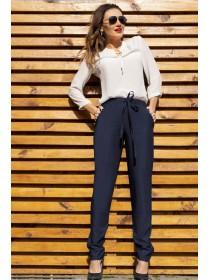 Женские брюки Радмила из облегченного джинса