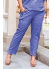 Льняные летние брюки Паула