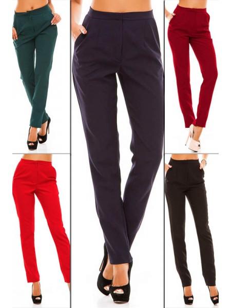 Классические женские брюки Сислей, 5 цветов