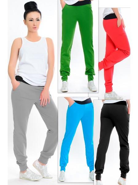 "Спортивные штаны ""Style"", трикотаж"