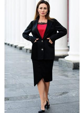 Классический офисный костюм Алета