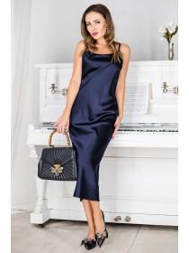Вечернее шеловое платье Роксолана
