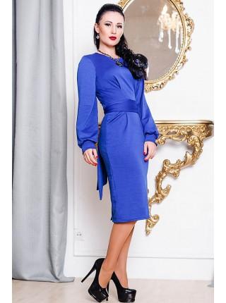 Класичне трикотажне плаття