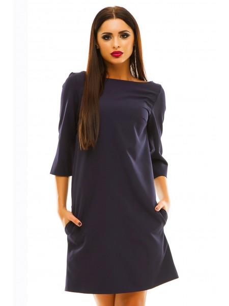 Платье в деловом стиле ШЕРРИ