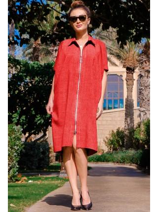 Женское стильное платье Орхидея